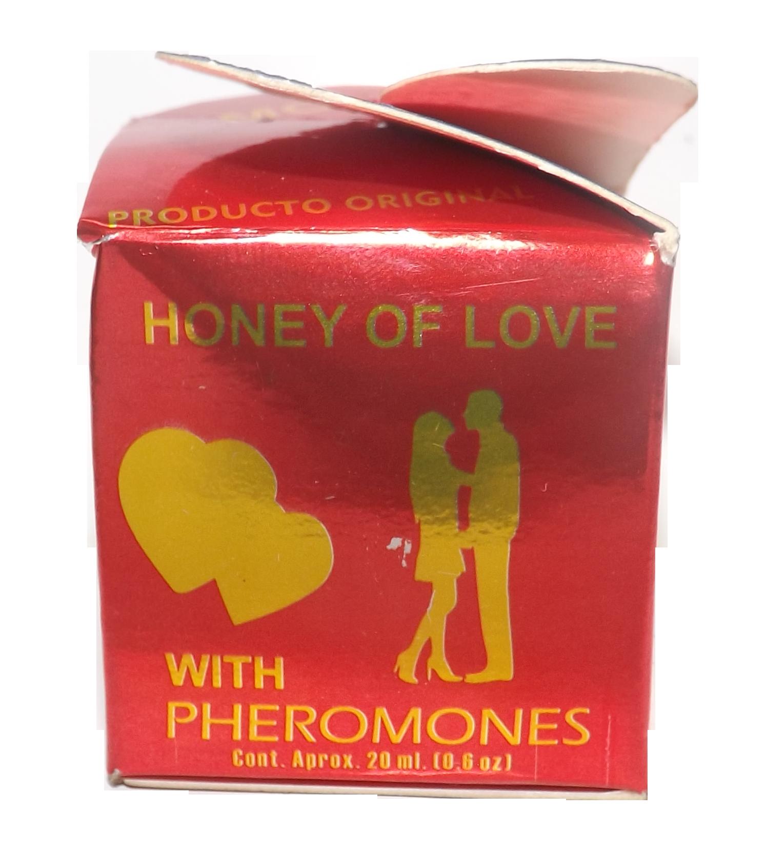 miel de amor con feromornas